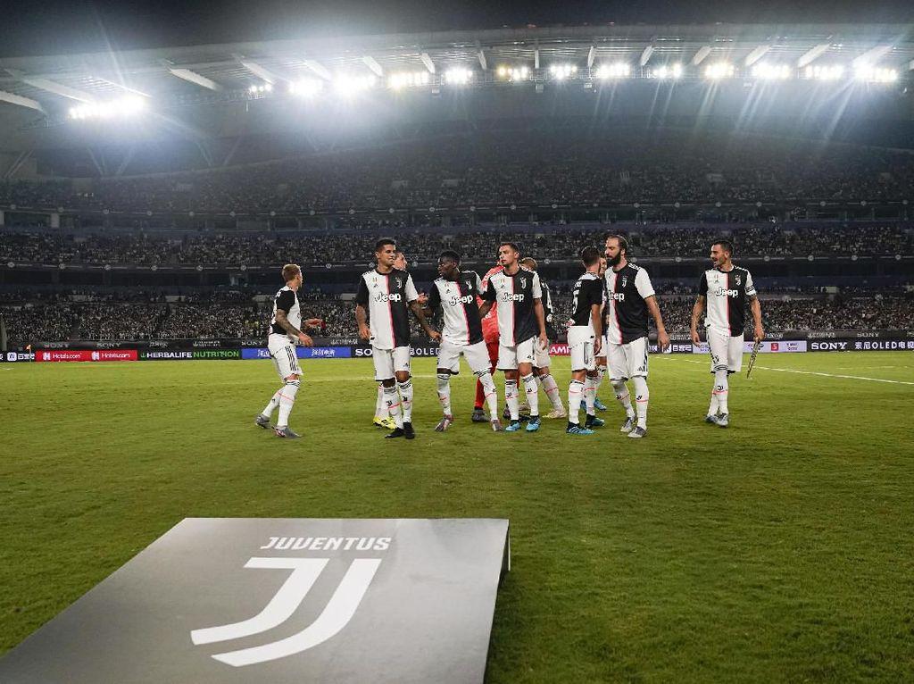 Hasil Laga Uji Coba: Juventus Diimbangi K-League All Star 3-3