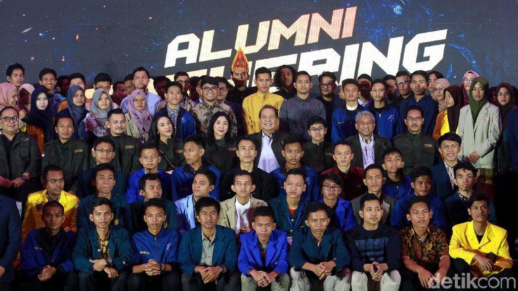 Momen Keakraban Pertemuan Alumni SMA CT Arsa