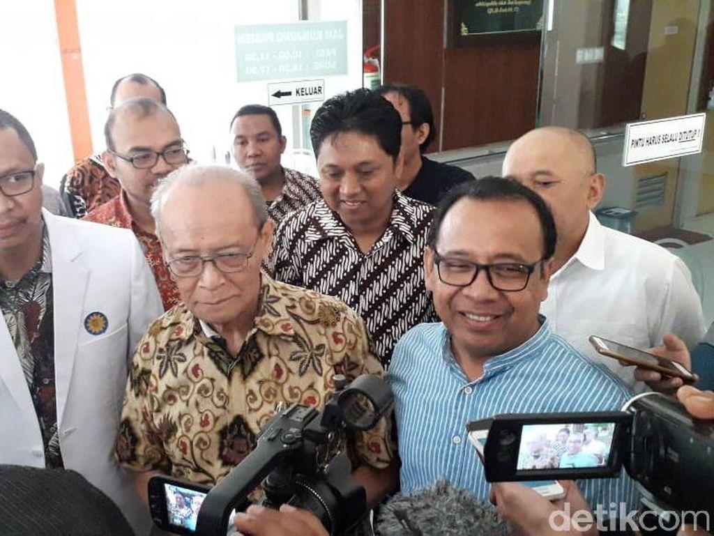 Dokter: Buya Syafii Marif Boleh Pulang dari RS Hari Ini atau Besok