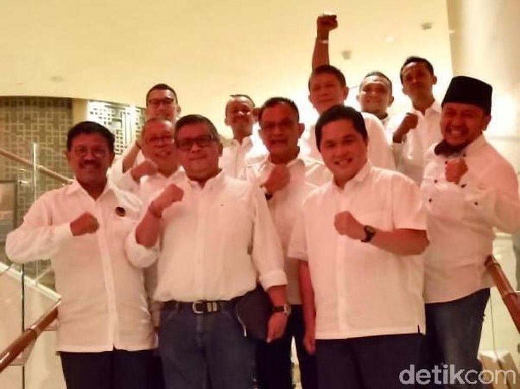 TKN Dibubarkan Jokowi, Sekjen Parpol Koalisi Bentuk Forum Silaturahmi KIK