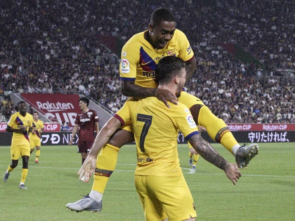 Hasil Vissel Kobe Vs Barcelona: Los Cules Menang 2-0