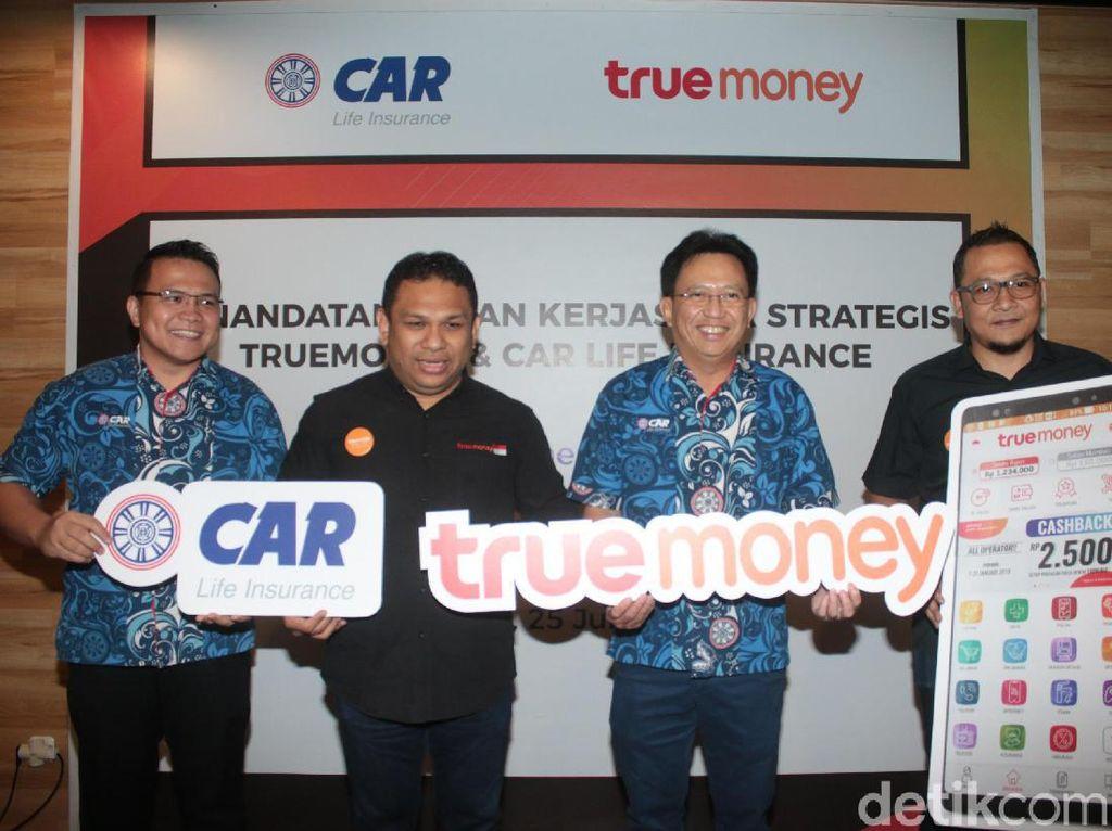Car Insurance Gandeng True Money