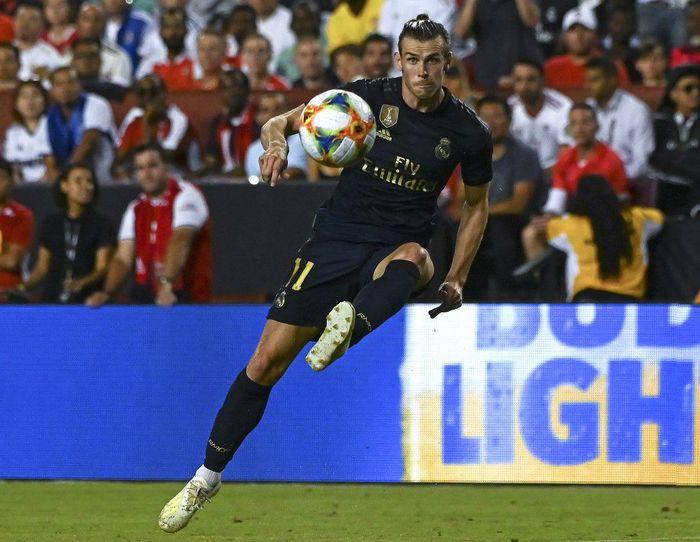 Gareth Bale dikabarkan akan pindah ke China. (Foto: Andre Caballero-Reynolds / AFP)