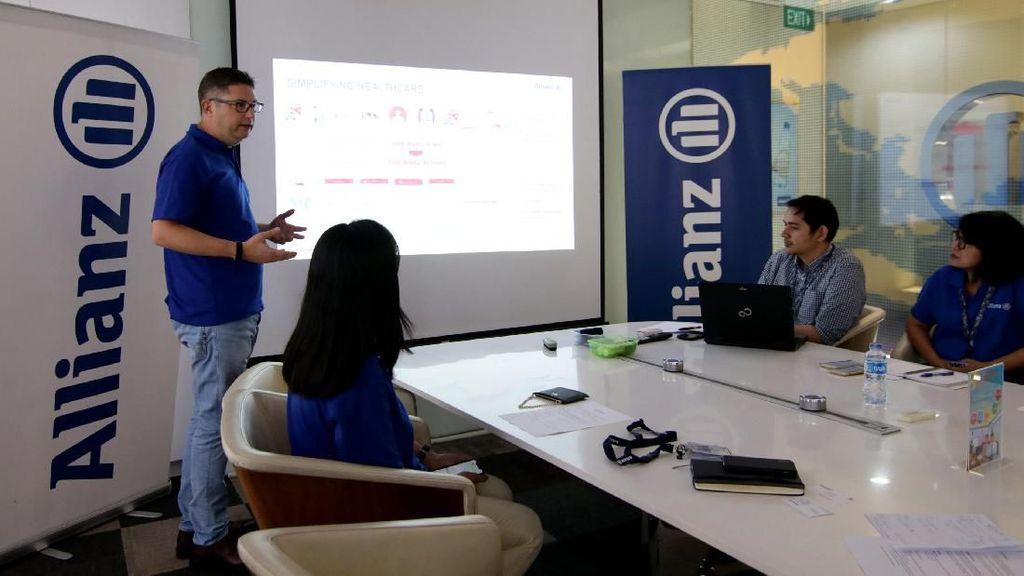Investasi Allianz di Platform Layanan Kesehatan Online