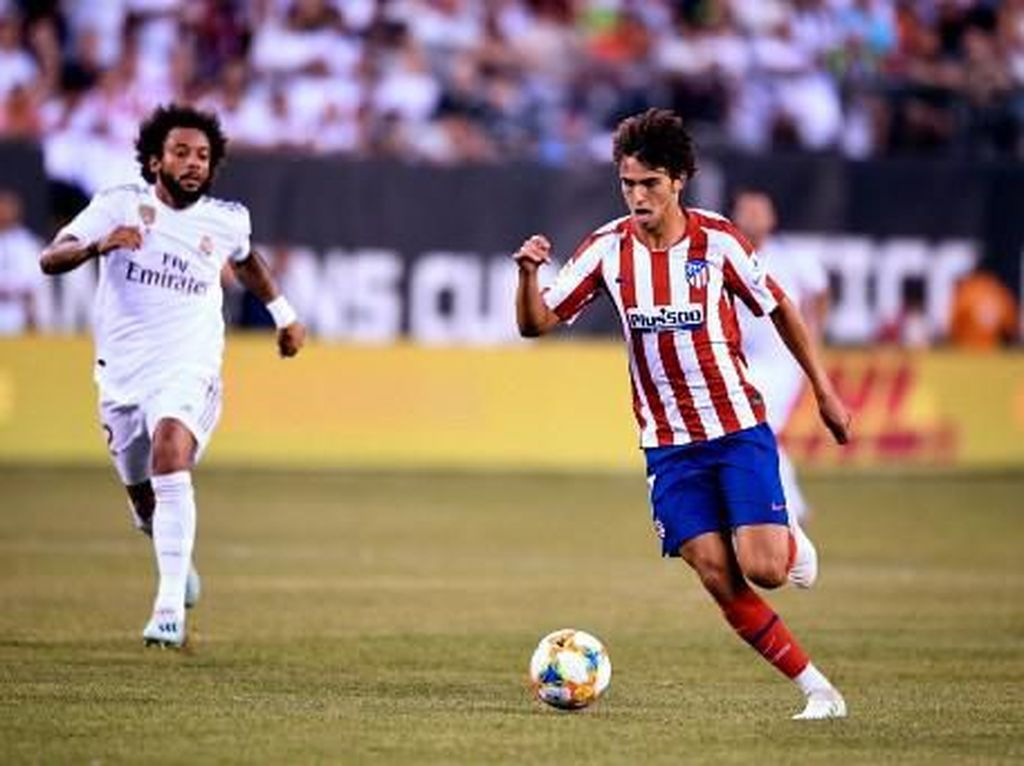 Hasil Madrid Vs Atletico Madrid di ICC 2019: El Real Digulung 3-7