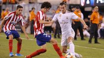 Gol-gol Atletico yang Bikin Real Madrid Babak Belur