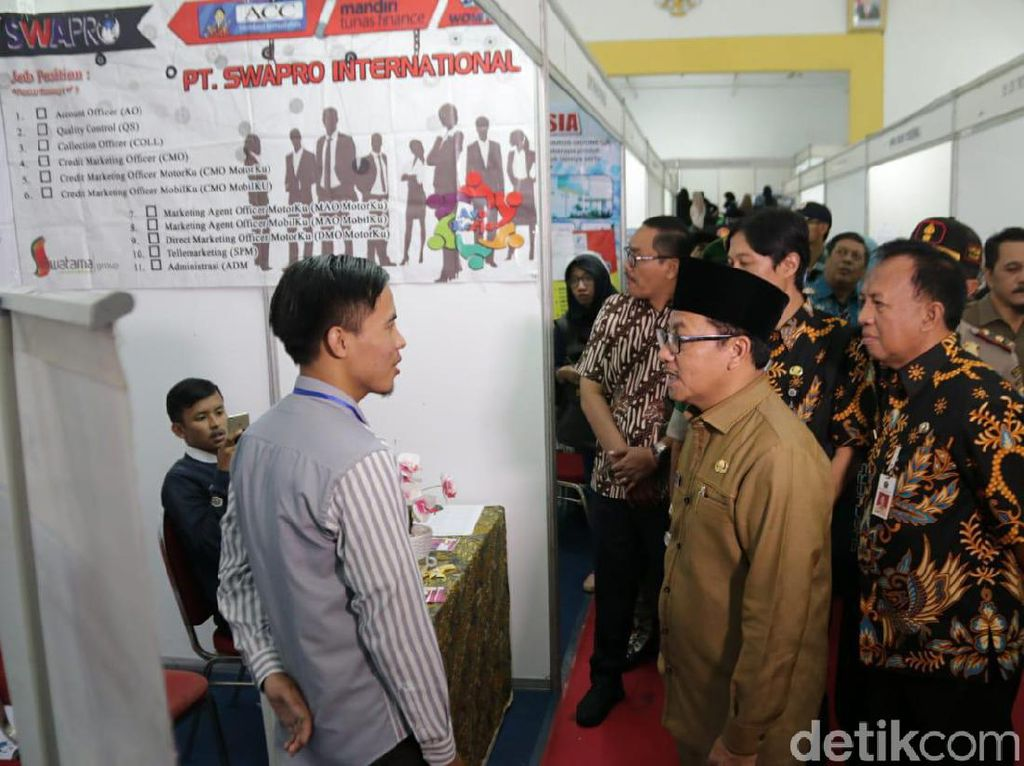 Mahasiswa Baru Lulus Kuliah Sumbang Ribuan Pengangguran di Kota Malang