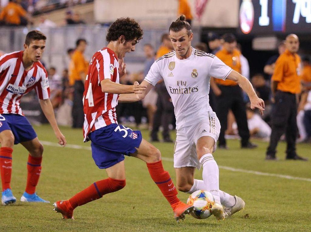 Madrid Dihajar Atletico 3-7 di Pramusim, Bagaimana Kali Ini?