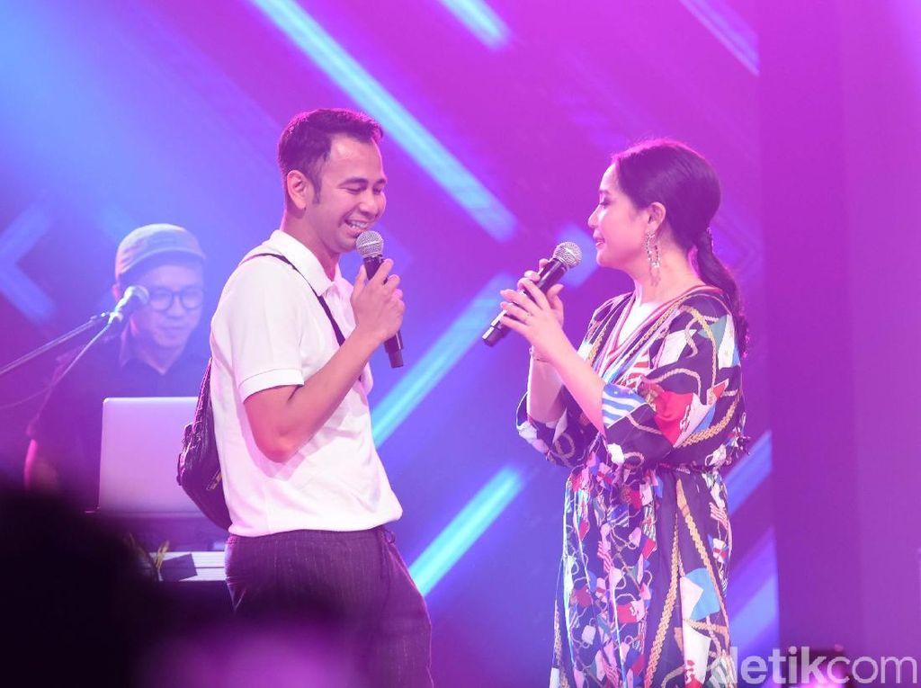 Raffi Ahmad Jawab Keraguan Cinta Nagita Slavina