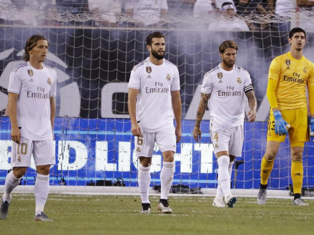 Real Madrid Jeblok Banget di AS