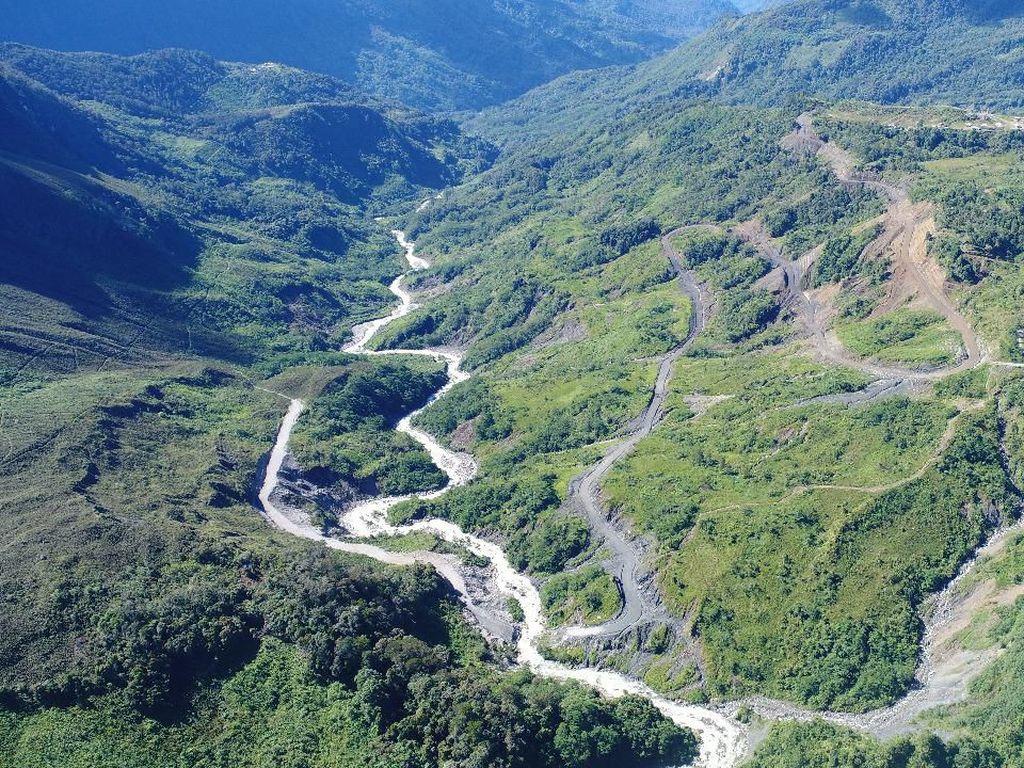 Marak Penembakan, Rute Jalan Trans Papua Diubah