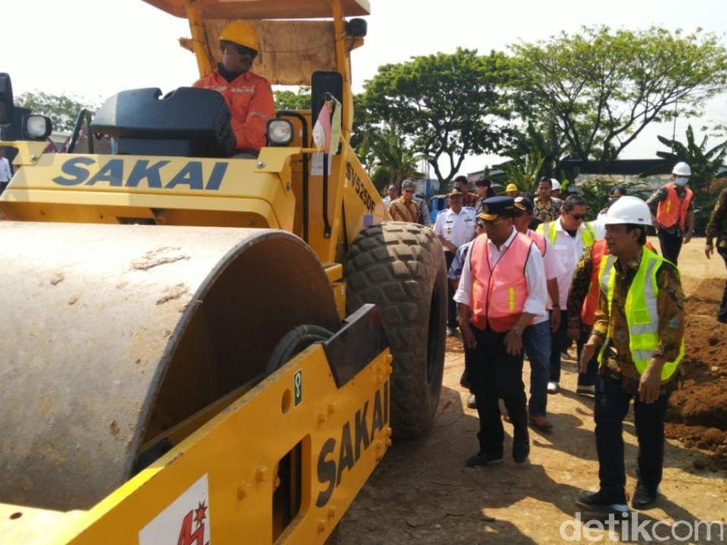 Cek Proyek Terminal Rp 58 M di Demak, Menhub: Untuk Logistik