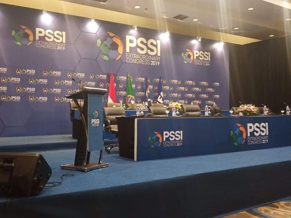 Komite Pemilihan Tak Bisa Apa-apa Tanpa SK dari PSSI