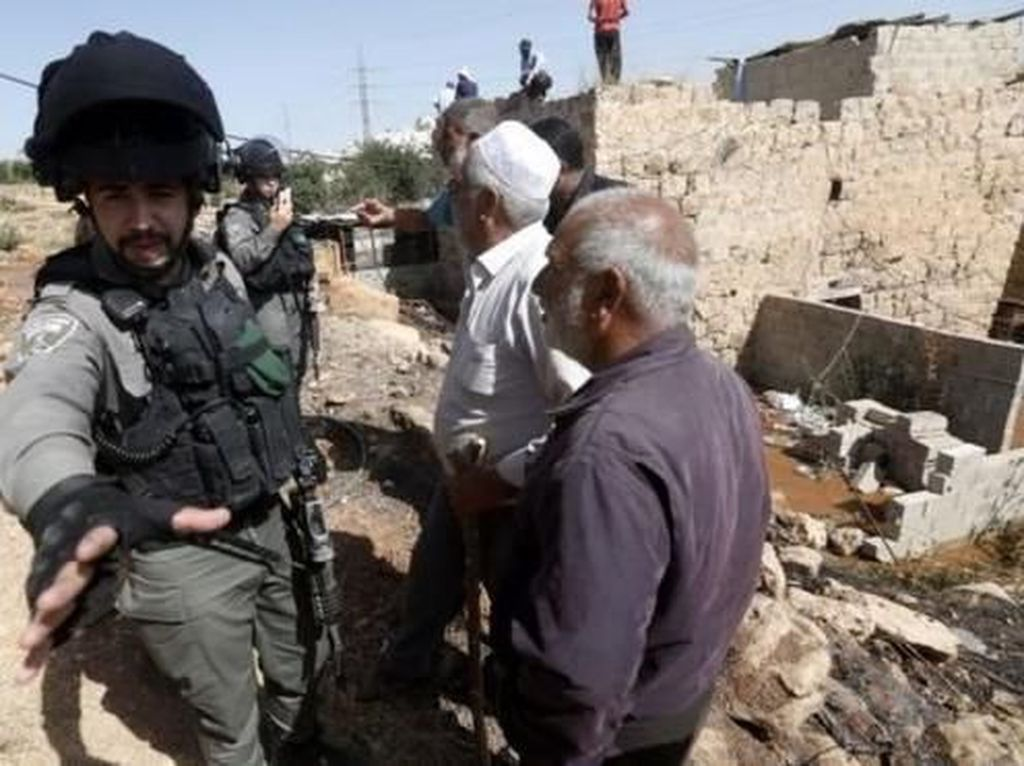 Israel Hancurkan Rumah, Palestina Batalkan Berbagai Kesepakatan