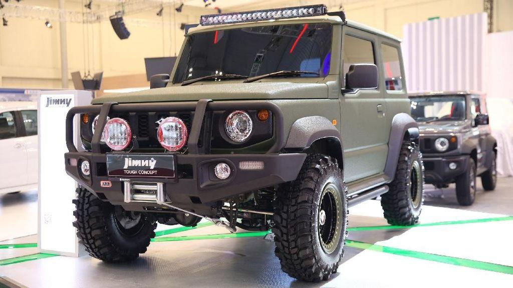 3 Mobil Konsep Suzuki di GIIAS 2019