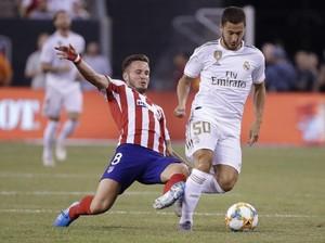 10 Gol dan 2 Kartu Merah, Derby Madrid Langsung Panas Sejak Pramusim