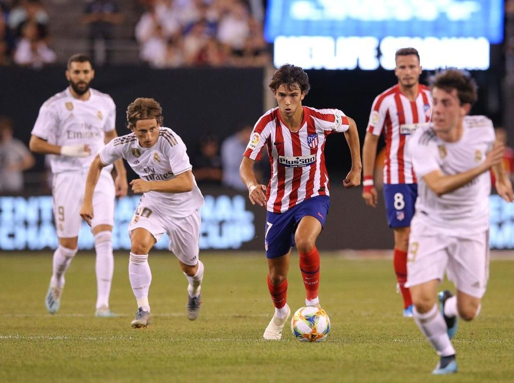 Jadwal Final Piala Super Spanyol: Real Madrid Vs Atletico Madrid