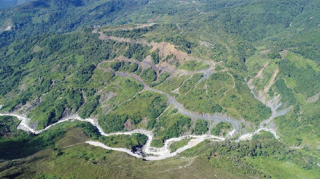 Jalan Trans Papua Bentar Lagi Nyambung, Begini Penampakannya