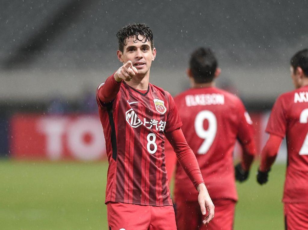 Inter dan Milan Berebut Oscar