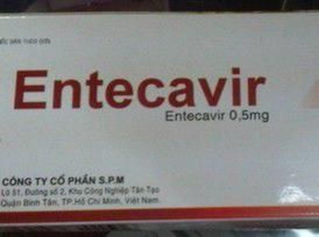 Entecavir, Obat Hepatitis yang Gambarnya Kerap Viral Jadi Meme Lucu