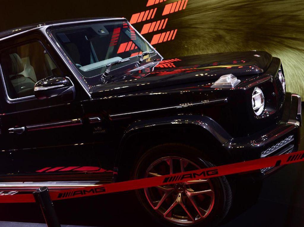 Berita Populer: Mercy Raffi Ahmad, Honda Recall 7.330 Mobil di RI