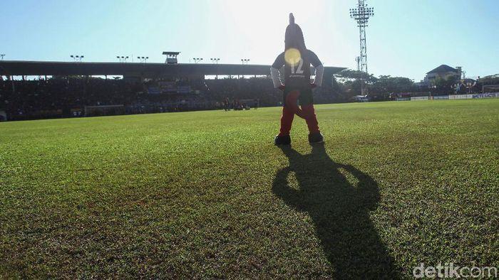 Laga PSM vs Persija di leg kedua final Piala Indonesia ditunda. (Foto: Rifkianto Nugroho)