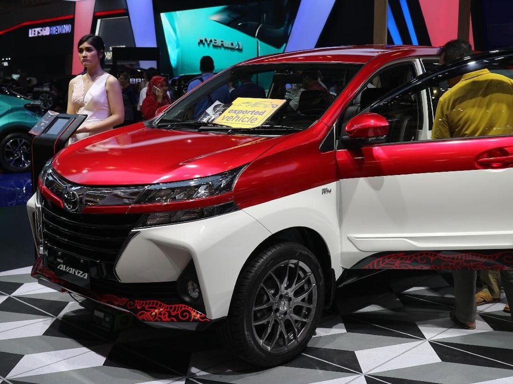 20 Mobil Terlaris: Avanza Pertama, Xpander Ketiga