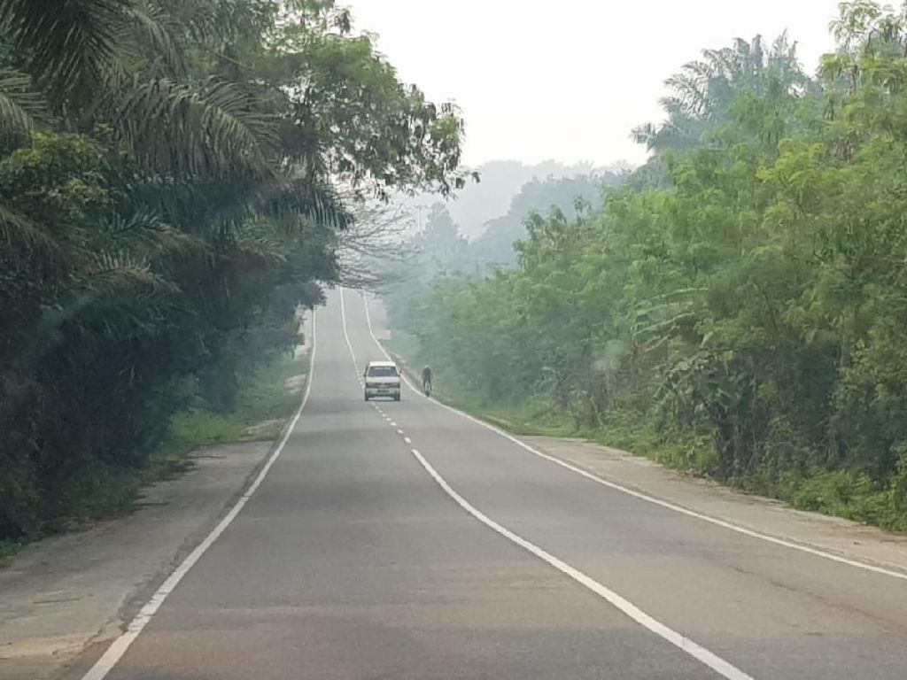 Perbaikan Jalan Lintas Timur Palembang-Jambi Segera Dikebut