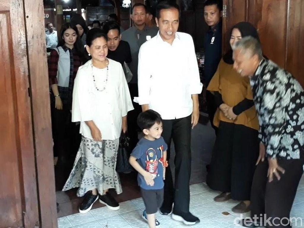 Jokowi Ungkap Peran Pemimpin Muda di Masa Depan