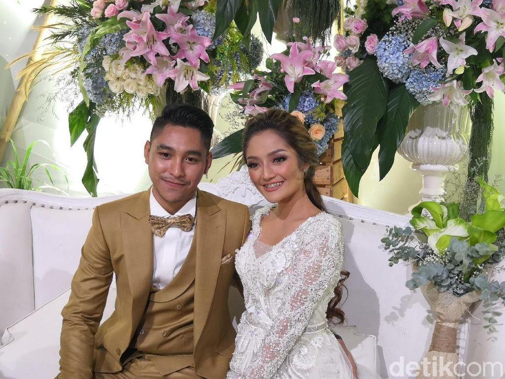 Siti Badriah Hamil Anak Pertama?