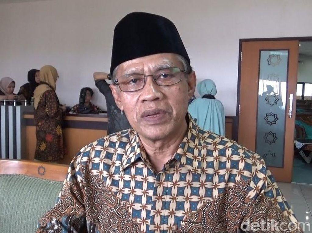 Muhammadiyah Berduka Mbah Moen Wafat: Beliau Gigih sampai Usai Lanjut