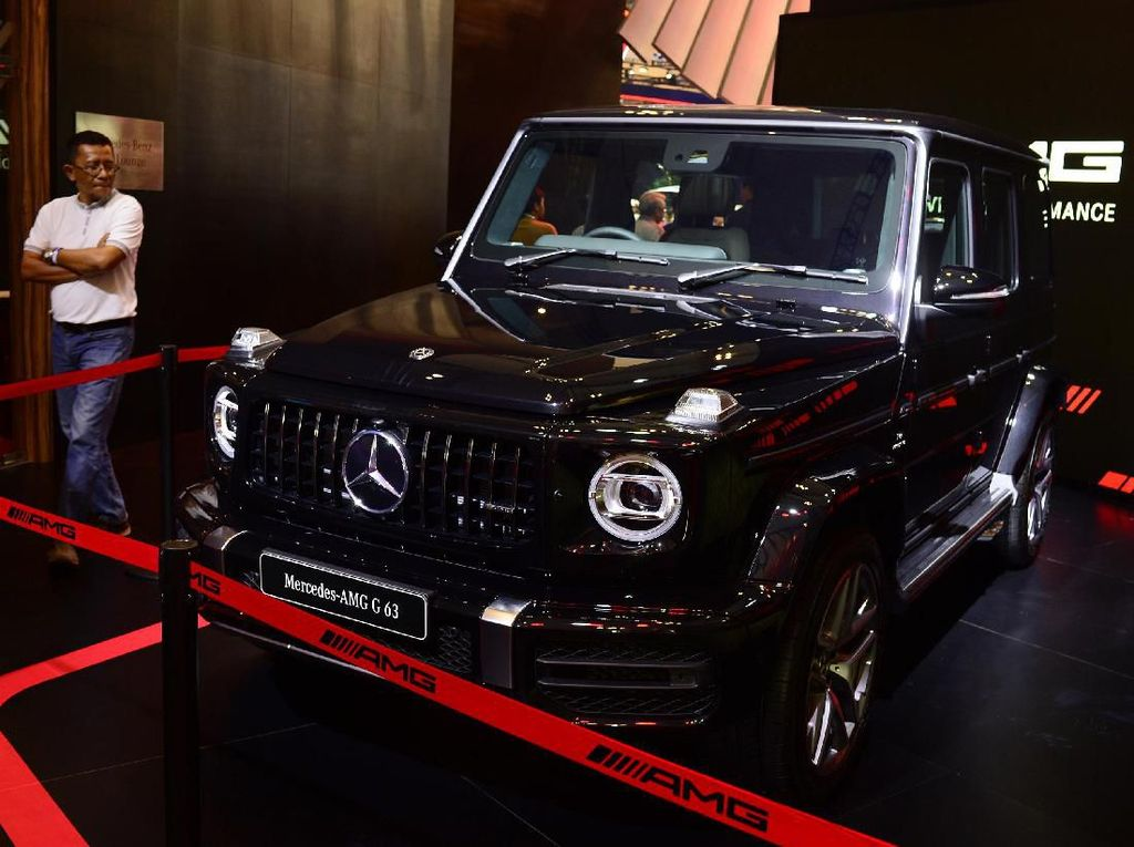 Mercedes-Benz AMG G63 Terfavorit, Wuling Almaz Bikin Penasaran