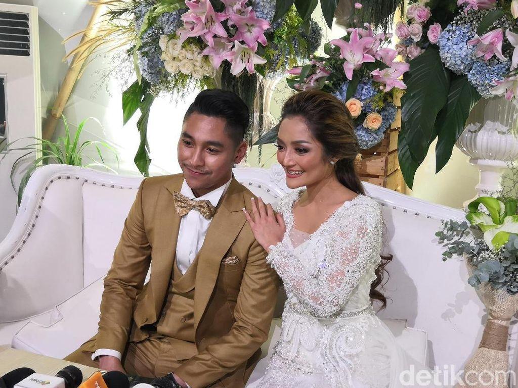 Siti Badriah dan Suami Pasrah soal Momongan tapi Ingin Punya Anak Kembar