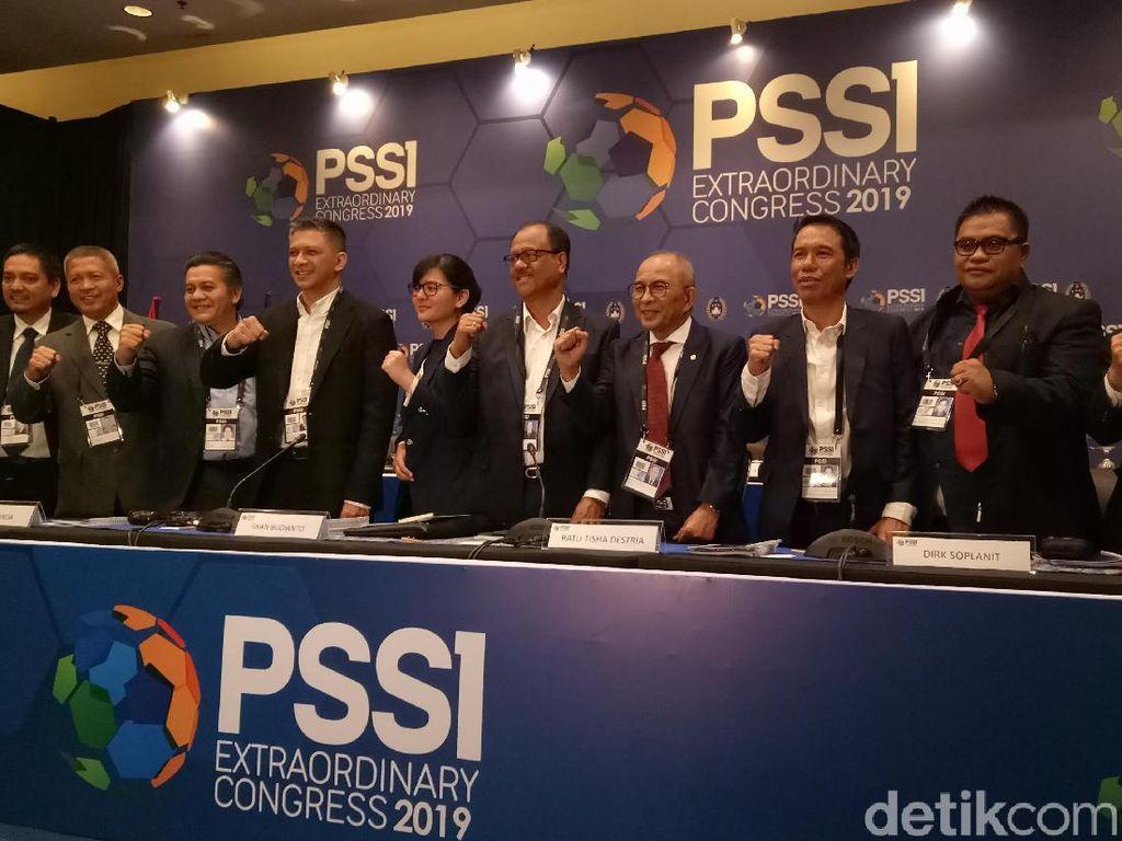 Tok! KLB PSSI Sahkan Komite Pemilihan dan Komite Banding Pemilihan