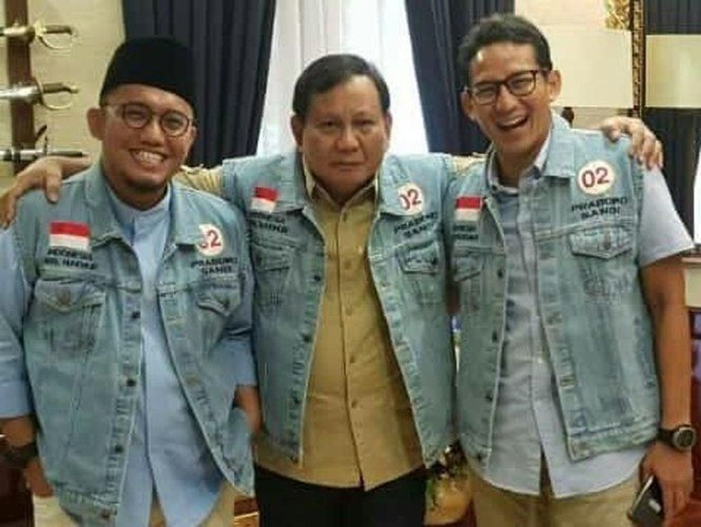 Dahnil Anzar Ditunjuk Jadi Juru Bicara Resmi Prabowo