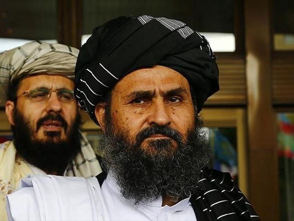Pimpinan Taliban ke Indonesia Bahas Perdamaian dengan Afghanistan