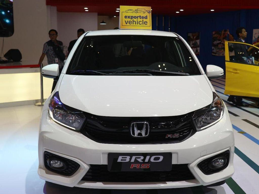 Honda: Penjualan di April Ambrol 82 Persen, Brio Paling Laris