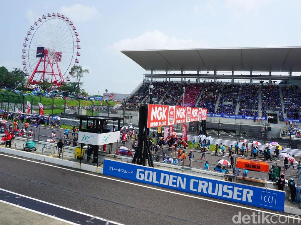 Kemeriahan Suzuka 8 Hours Endurance