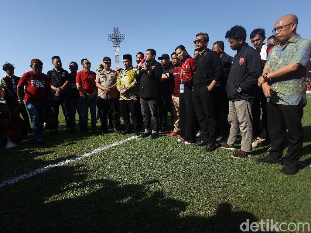 CEO PSM: Persija Anggap Stadion dan Penonton Tak Kondusif