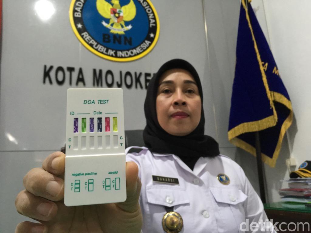 Tes Narkoba Calon Pengantin di Kota Mojokerto Tak Gratis, Segini Ongkosnya