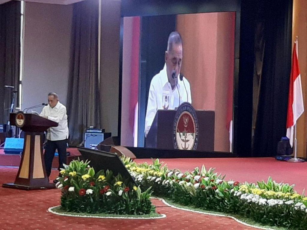 Menhan: TNI Tak Boleh Sedikit Pun Miliki Ambisi Kekuasaan