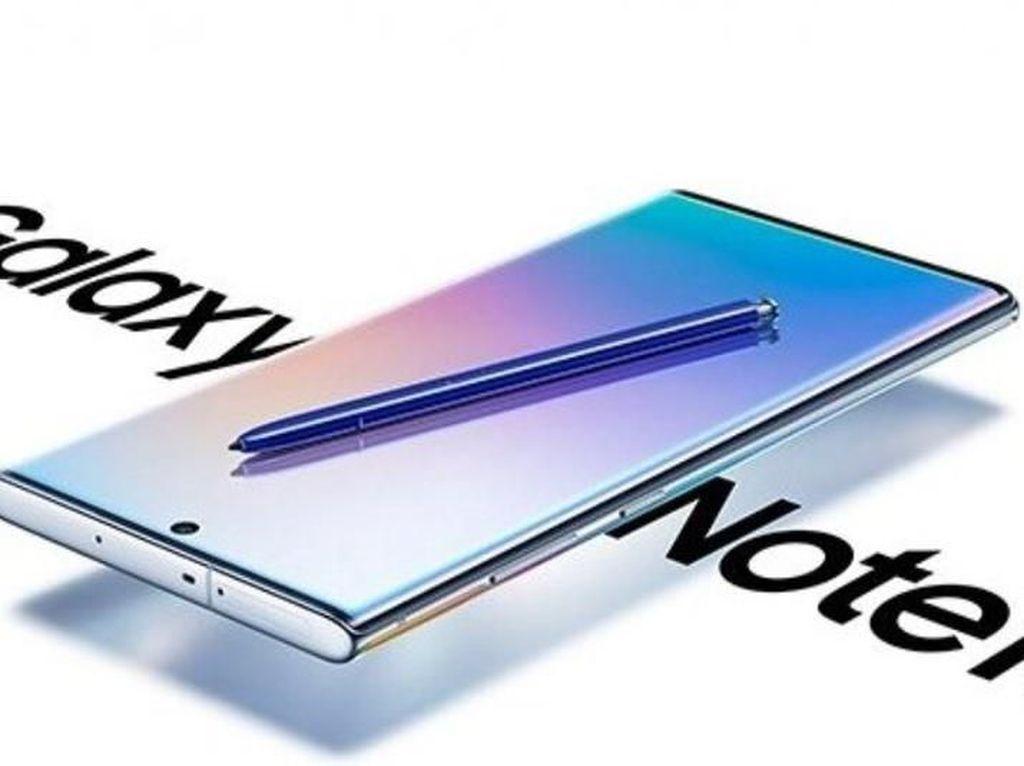 Prediksi Jumlah Penjualan Galaxy Note 10