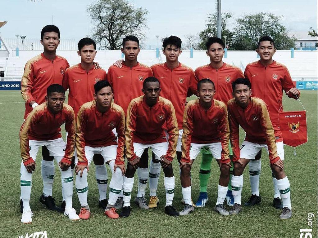 Indonesia Vs Vietnam: Menang Adu Penalti, Garuda Muda Finis Ketiga