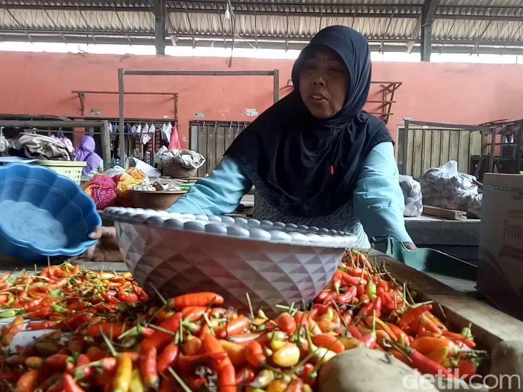 Harga Cabai Rawit Merah Kian Pedas, Kini Tembus Rp 90.000/Kg