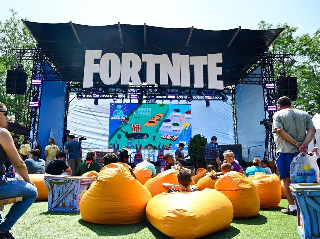 Fortnite Bakal Balik ke iPhone Berkat Cloud Gaming Nvidia