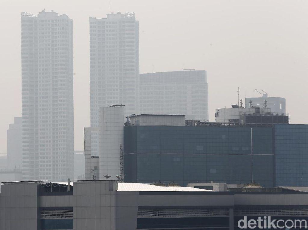BMKG Ungkap Hasil Pantauan Parahnya Polusi Jakarta Hari Ini
