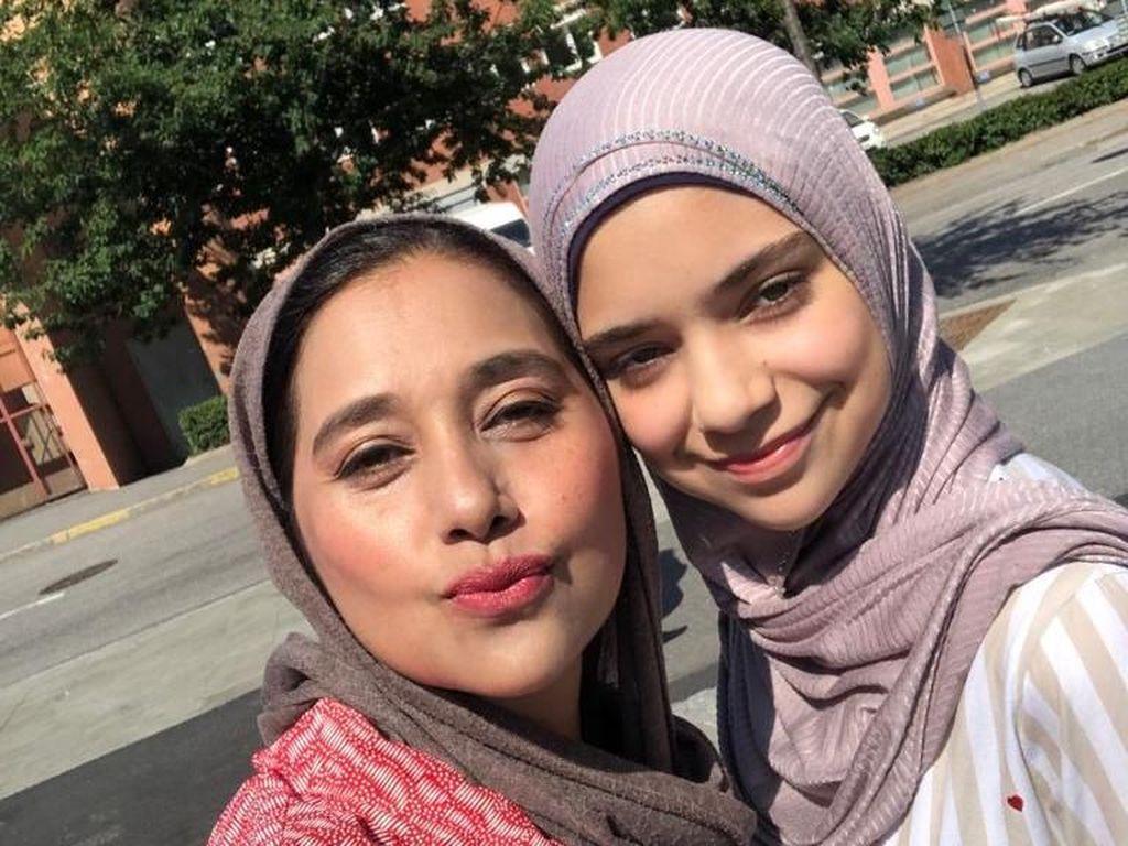 Lihat Si Cantik Isabelle Putri Ayu Azhari-Mike Tramp Eksis di Swedia