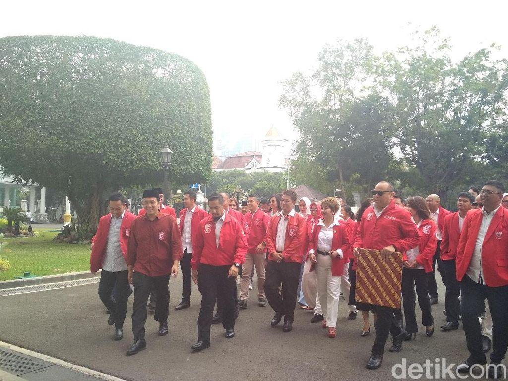 Temui Jokowi di Istana, Ketum PKPI Sebut Bakal Ada Kebijakan Wow