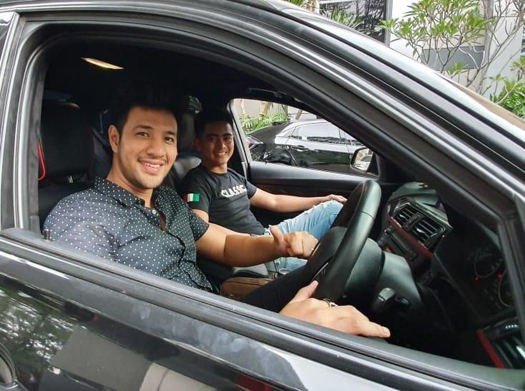 Modif Interior Mobil, Ammar Zoni: Sesuai Ekspektasi, Luar Biasa!