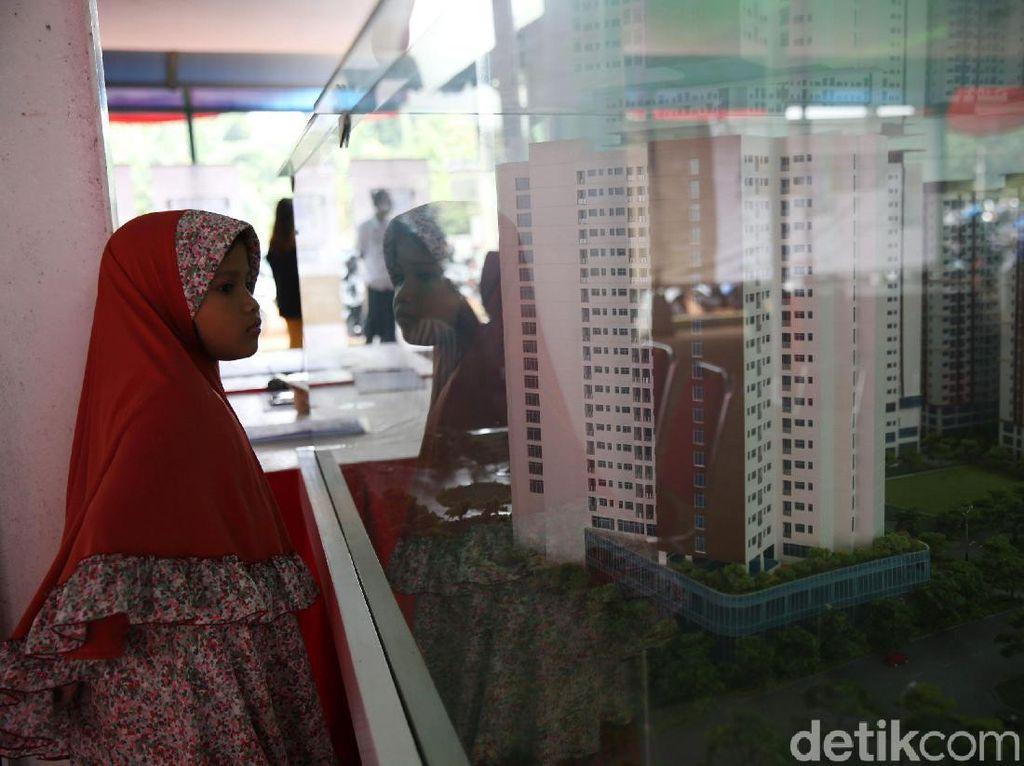 Warga DKI Mulai Urus Kredit Rumah DP Rp 0 Gagasan Anies